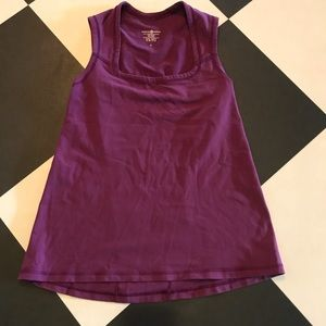 Lululemon Tank Top Vintage Purple